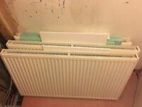 3x KUDOX radiators TYPE 21