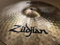 """Zildjian ZHT 14"""" Rock Hi Hats NEW CONTDITION not Sabian, AA, Paiste"""