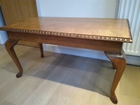 Antique, Victorian coffee table in ideal condition, great for up-cycling!