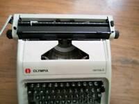 Typewriter Vintage and modern wanted