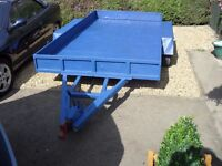 11ft x 6ft trailer for sale