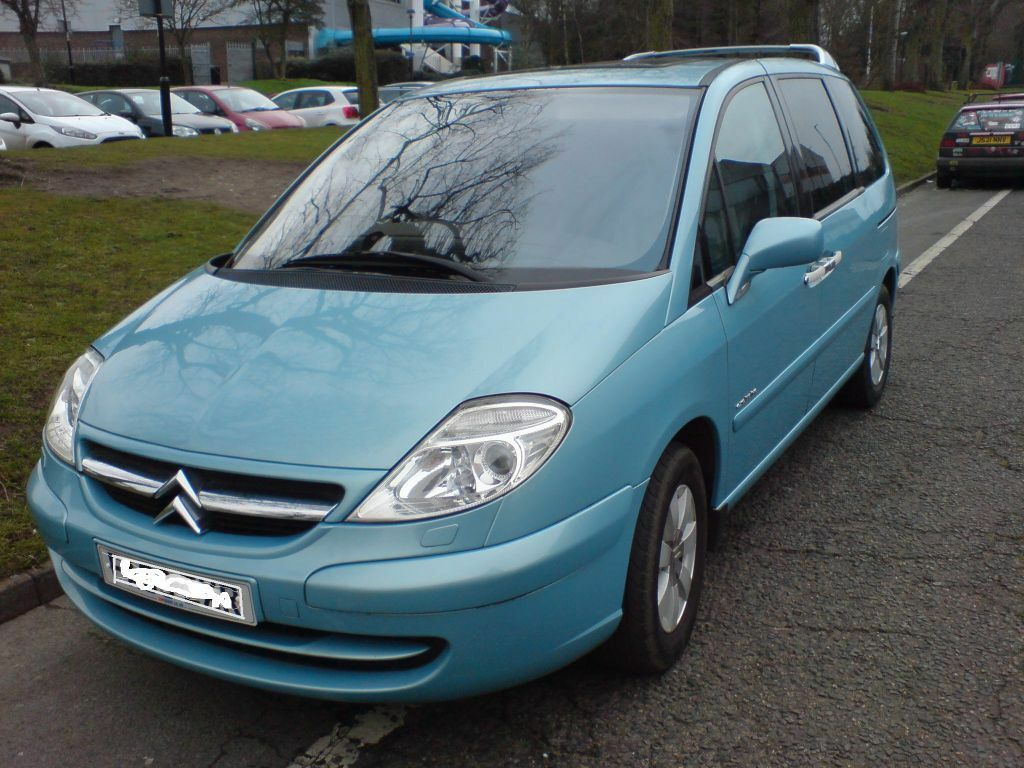 citroen c8 camper conversion 2003 only 83000 miles long mot had cam belt in bury st. Black Bedroom Furniture Sets. Home Design Ideas