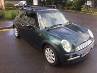 MINI HATCH 1.6 PETROL,10 MONTHS MOT,FULL SERVICE HISTORY,2 KEYS.