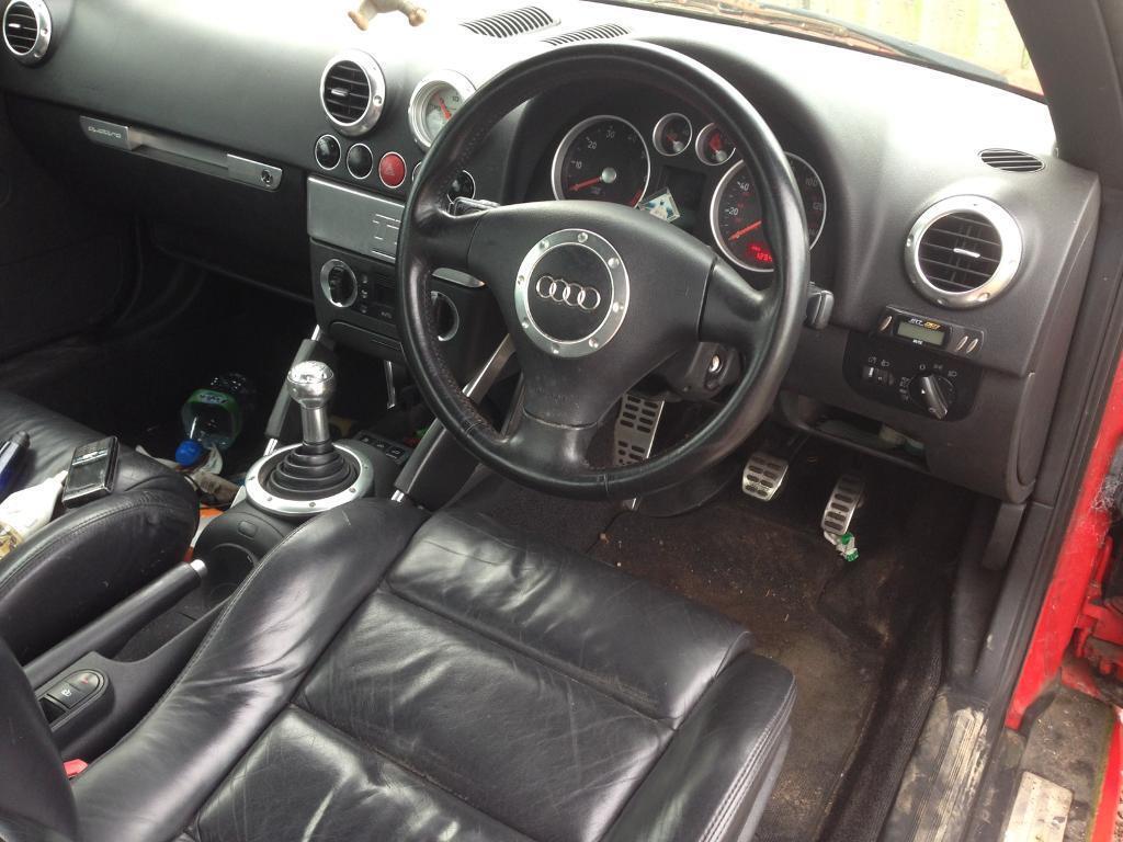 Audi Tt Dashboard Conversion Golf Mk4 Bora A3 In Dunbar East Range Rover Wiring Loom