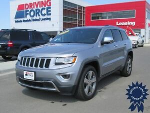 2015 Jeep Grand Cherokee Limited w/Sun Roof, Remote Engine Start