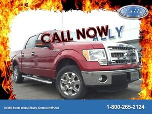 2014 Ford F-150 XLT, Only 36536 KM !!