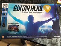 Guitar Hero Live Guitar Bundle - (IOS) iPhone iPad iPod Touch