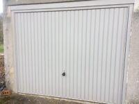 Hormann 8' x 6'6 garage door