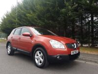 MARCH 2007 Nissan Qashqai 1.5 dCi Acenta 2WD 6SPEED FULL SERVICE HISTORY MOT MARCH2019 EXCELLENT CON