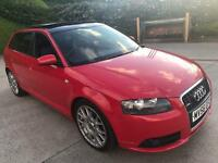 AUDI A3 S LINE QUATTRO 2.0 diesel ( 2006 years ) very good condition
