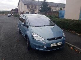 FORD S-MAX 2009 1.8 TDCI - £2500