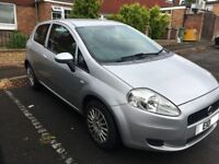 Reliable, robust FIAT PUNTO GRANDE - Front & rare Dash cam fitted