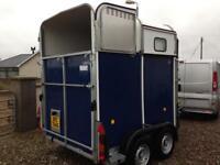 Horse box 505