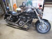 Kawasaki VN1600 Mean Streak