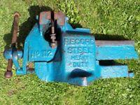 Bench Vice, Record 112 Heavy Duty