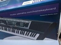 Yamaha 61 key digital keyboard - Bassaleg Newport