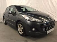 2009 Peugeot 207 1.4 (95bhp) Sport Hatchback 5dr *** Full Years MOT ***
