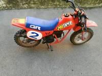 Honda qr 50