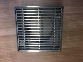 stainless steel gully grate