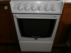 Parkinson Cowan Gas Cooker with Eye Level Grill