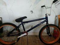 BMX, custom s m LAF (Odyssey s m animal kink) for sale  Llantwit Fardre, Rhondda Cynon Taf