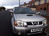 Nissan Navara 2.5di 4x4