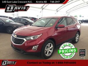 2018 Chevrolet Equinox LT HEATED SEATS, POWER LIFTGATE, ALL W...