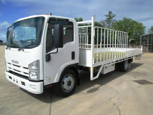 Isuzu NQR450 Tray truck Tray Glanmire Gympie Area Preview