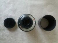 Sigma 100-300mm 4.6-6.7 DL AF Pentax K mount telephoto lens, perfect condition.