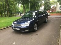2004 FORD MONDEO ZETEC TDCI ESTATE 2.0 DIESEL **IDEAL WORKHORSE + SPACIOUS + P/X TO CLEAR**