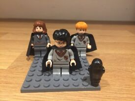 Harry Potter collectible lego figures