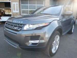 2015 Land Rover Range Rover Evoque Pure Plus NAVIGATION PANO-ROO