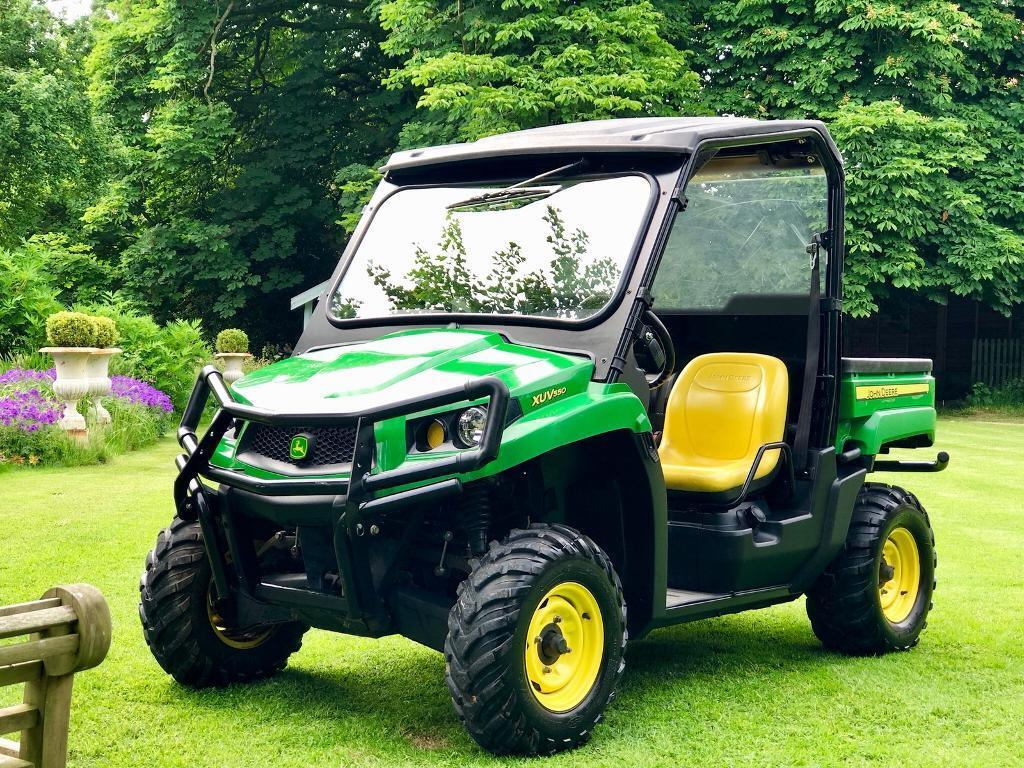 John Deere Xuv550 Gator 4x4 Utility Vehicle Ezgo Golf Buggy