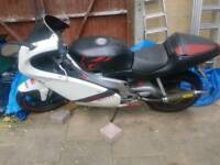 APRILLIA RS 125 FULL POWER SPARES OR REPAIRS 2002