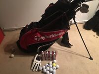 Golf set open to offers £280