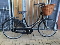 Pashley Princess Sovereign Black Bike - 17.5 inch frame, great condition - £350