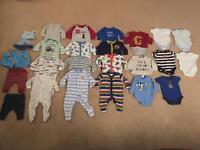 Baby boys newborn bundle