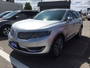 2016 Lincoln MKX Reserve - 1 OWNER | LOADED | LOW KM!!
