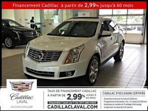 2015 Cadillac SRX AWD 2.99 % PREMIUM TOIT PANO NAVI