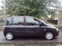 Fiat Multipla JTD 2005 (55)**Diesel**6 Seater**Full Service History**Full Years MOT**ONLY £1695