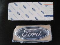 GENUINE Ford Mondeo (also Focus, C-Max, KA, Fiesta, S-Max, Galaxy etc) MK4 2007 Onwards Rear Badge