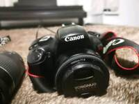 12mp Canon DSLR Camera