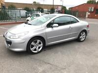 Peugeot 307 CC 2007 diesel long Mot top condition