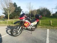 Kymco Stryker 125 new Mot lovely bike low mileage