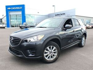 2016 Mazda CX-5 GX One owner, accident free