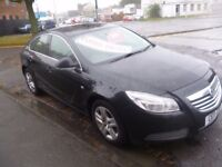 Vauxhall INSIGNIA Exclusiv 128 CDTI,5 dr hatchback,FSH,1 previous owner,2 keys,runs and drives well