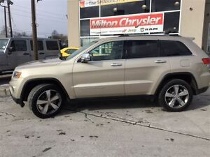 2015 Jeep Grand Cherokee LIMITED|8.4
