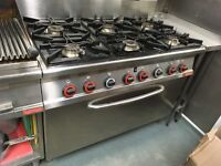 Whole commercial kitchen for sale