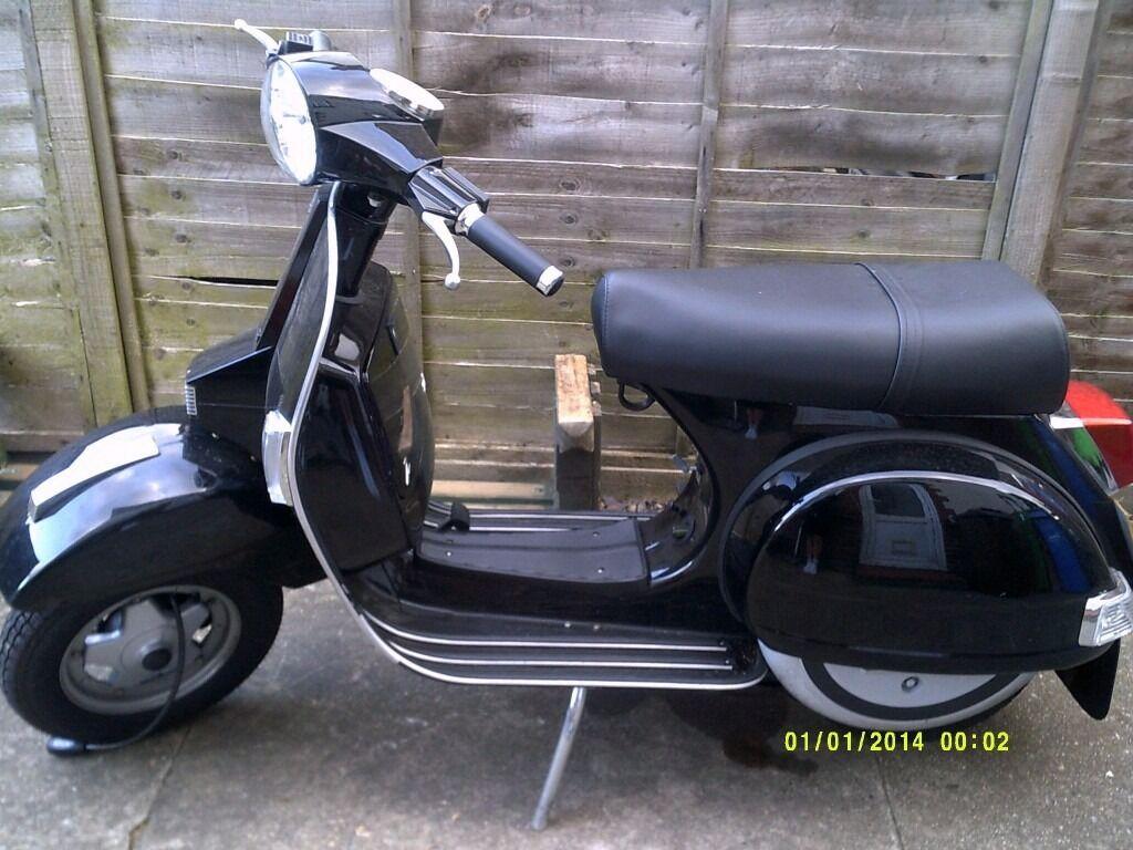 lml star black 125 scooter in norwich norfolk gumtree. Black Bedroom Furniture Sets. Home Design Ideas