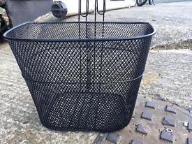 Front Mesh cycling bike basket